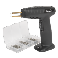 Plastic Repair Hot Staple Gun - Cordless. RE024